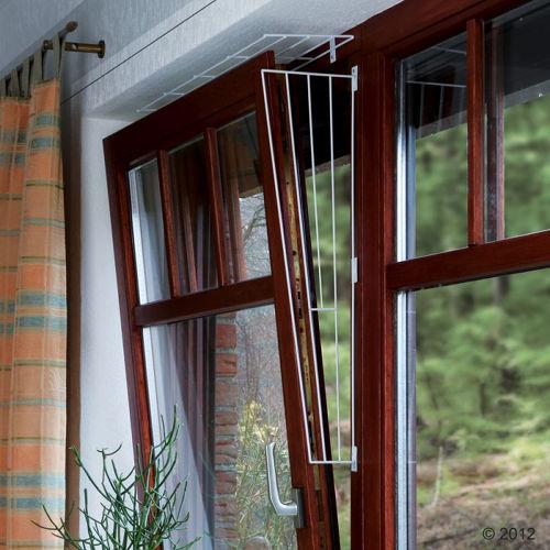 Kratki ochronne douchylnych okien