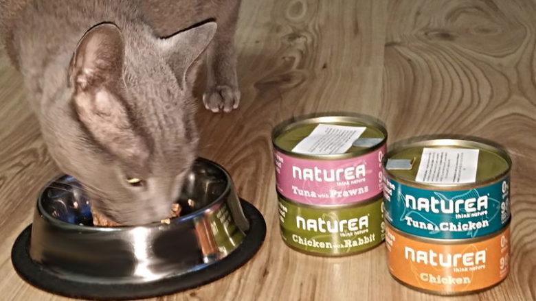 Mokra karma Naturea dla kotów