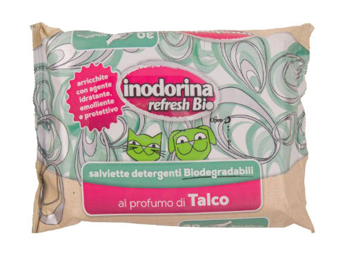 Inodorina Refresh Bio ozapachu talku