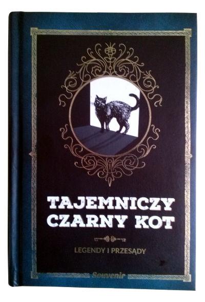 Tajemniczy czarny kot – Poznaj losy wyjątkowych futrzaków!