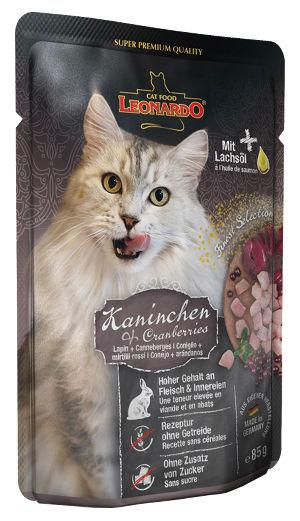 Mokra karma Leonardo Finest Selection Kanischen & Cranberries
