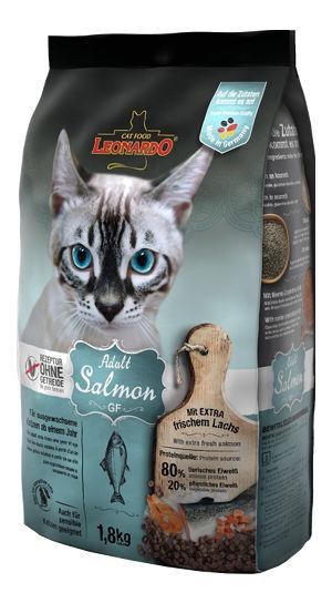 Sucha karma Leonardo Adult Salmon